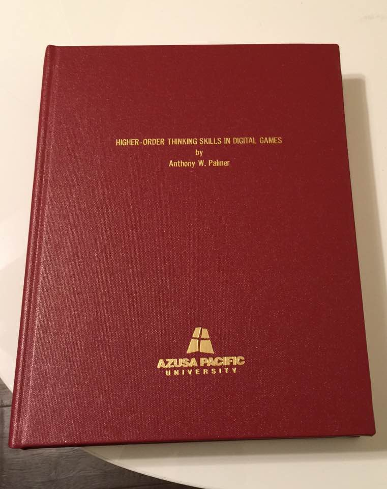 copy dissertation education in A single paper copy is kept in the stanford university archives and may be paged for use in special collections most stanford dissertations from 1989 to 2009 are available online in full text from dissertations & theses at stanford university.
